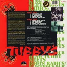 King Tubby meets Roots Radics - Dangerous Dub - The Original Dub Classic [LP]
