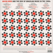 Gilles Peterson & Stuart Baker - Bossa Nova and The Rise of Brazilian Music In The 1960s Vol.1 [2LP]