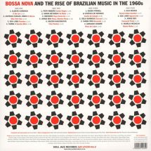 Gilles Peterson & Stuart Baker - Bossa Nova and The Rise of Brazilian Music In The 1960s Vol.2 [2LP]