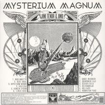 Jimi Tenor & UMO - Mysterium Magnum [LP]