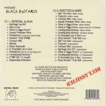 KMD - Black Bastards (Deluxe Edition) [2CD]