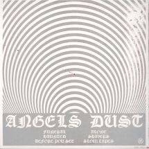 "Angels Dust - Slow Tapes (Screen Printed/ Colored Vinyl) [10""]"