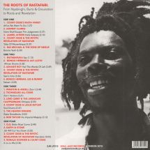 VA - Rastafari: The Dreads Enter Babylon 1955-83 [2LP]