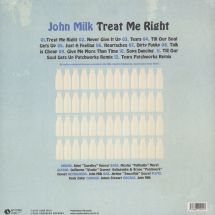 John Milk - Treat Me Right [LP]
