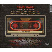 Talib Kweli - Train Of Thought: Lost Lyrics, Rare Releases & Beautiful B-Sides [CD]
