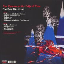 The Greg Foat Group - The Dancers At The Edge Of Time [LP]