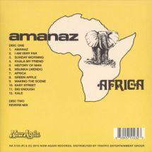 Amanaz - Africa [2CD]