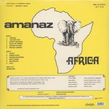Amanaz - Africa [2LP]
