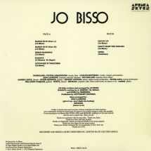 Jo Bisso - Dance To It [LP]