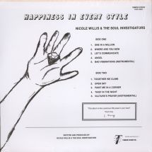 Nicole Willis & The Soul Investigators - Happiness In Every Style [LP]