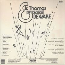 Jr. Thomas & The Volcanos - Beware [LP]