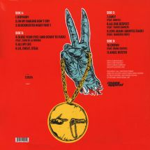 Run The Jewels (EL-P & Killer Mike) - Run The Jewels 2 (Pink Vinyl Edition) [2LP]