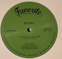 "Voilaaa - Spies Are Watching Me/ Le Disco Des Capitales [12""]"