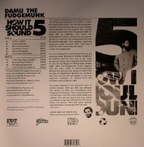 Damu The Fudgemunk - How It Should Sound Vol. 5 [LP]