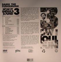 Damu The Fudgemunk - How It Should Sound Vol. 3 [LP]