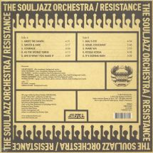 The Souljazz Orchestra - Resistance [LP+CD]