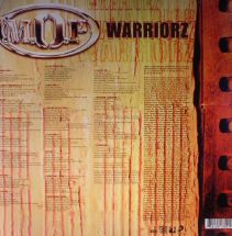 M.O.P. - Warriorz [2LP]