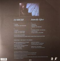 DJ Krush - Butterfly Effect [2LP]