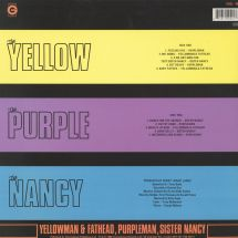 Yellowman & Fathead, Purpleman, Sister Nancy - The Yellow, The Purple And The Nancy [LP]
