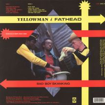 Yellowman & Fathead - Bad Boy Skanking [LP]
