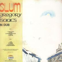 Gregory Isaacs - Slum In Dub [LP]