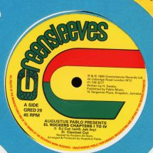 "Augustus Pablo - pres. El Rockers Chapters I To IV [12""]"