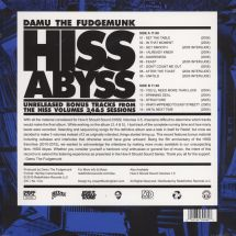"Damu The Fudgemunk - HISS Abyss: Unreleased Bonus Tracks... [10""]"