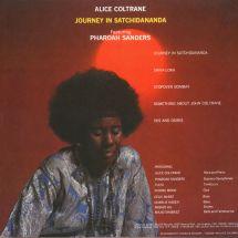 Alice Coltrane feat. Pharoah Sanders - Journey In Satchidananda [LP]