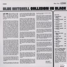 Blue Mitchell - Collision In Black [LP]
