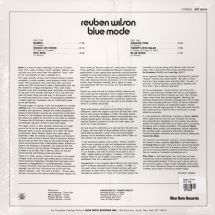 Reuben Wilson - Blue Mode [LP]