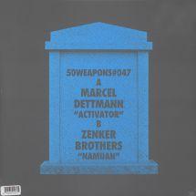 """Marcel Dettmann/ Zenker Brothers - Activator/ Namuan [12""""]"""