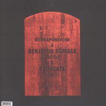 """Benjamin Damage/ Truncate - Battle/ 86 [12""""]"""