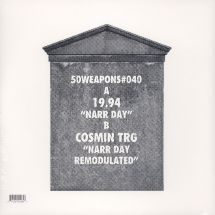 "19.94/ Cosmin TRG - Narr Day Original/ Remodulated [12""]"