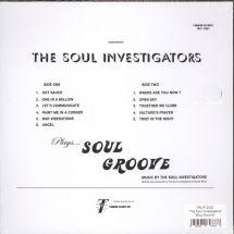 The Soul Investigators - Plays... Soul Groove [LP]
