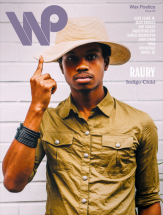 Wax Poetics - issue 63 - Gary Clark Jr./ Raury [magazyn]