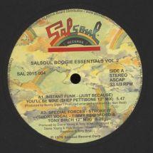 """VA - Salsoul Boogie Essentials Vol.2 [12""""]"""