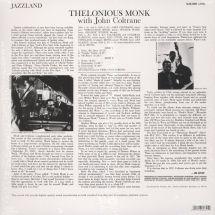 Theloniuos Monk & John Coltrane - Thelonious Monk & John Coltrane [LP]