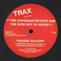 "The Housemaster Boyz and The Rude Boy Of House - House Nation [12""]"