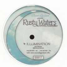 """Rotating Assembly - Rusty Waters [12""""]"""