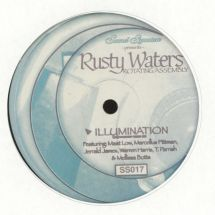"Rotating Assembly - Rusty Waters [12""]"