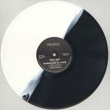 "Rammellzee vs. K-Rob - Beat Bop (Black & White Vinyl Edition) [12""]"