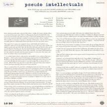 Pseudo Intellectuals - Pseudo Intellectuals EP [LP]
