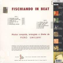 Piero Umiliani - Fischiando In Beat [LP+CD]