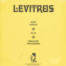 "Levitros - Kara Kaslar/ Of Of/ Miskalizis Tingardiemo [10""]"