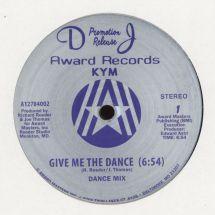"Kym - Give Me The Dance [12""]"