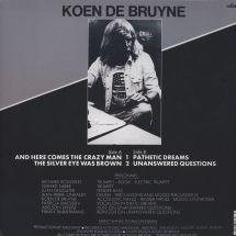 Koen De Bruyne - Here Comes The Crazy Man! [LP]