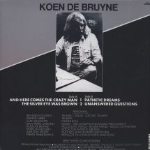Koen De Bruyne - Here Comes The Crazy Man! [2CD]