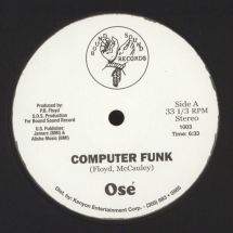 "Ose - Computer Funk [12""]"
