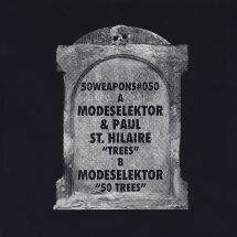 "Modeselektor & Paul St. Hilaire - Trees/ 50 Trees [12""]"