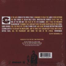 Genius/ GZA - Liquid Swords - Chess Box [2CD]